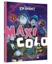 Maxi colo ; en avant - Couverture - Format classique
