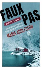 Doggerland - t01 - faux pas - doggerland - Couverture - Format classique