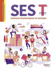 SES terminale ; manuel élève (édition 2020) - Couverture - Format classique