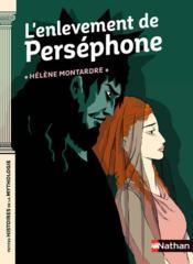 L'enlevement de Perséphone - Couverture - Format classique