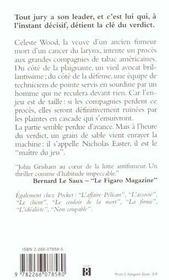 Maitre Du Jeu - 4ème de couverture - Format classique