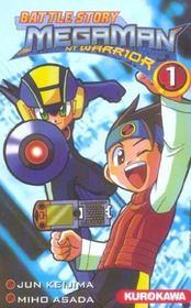 Megaman nt warrior t.1 - Intérieur - Format classique