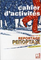 telecharger Russe cahier t.1 – cahier d'activite – reportage livre PDF/ePUB en ligne gratuit