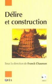 Delire Et Construction - Intérieur - Format classique