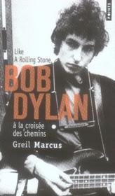 Bob Dylan ; à la croisée des chemins - Couverture - Format classique