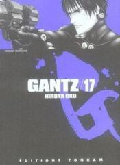 Gantz T.17 - Couverture - Format classique