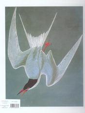 Le grand livre des oiseaux - 4ème de couverture - Format classique