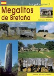 Megalitos De Bretana - Couverture - Format classique