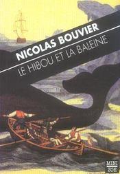 Le hibou et la baleine - Intérieur - Format classique
