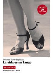 La vida es un tango - Couverture - Format classique