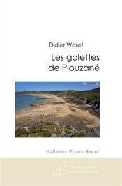 Les galettes de Plouzane - Couverture - Format classique