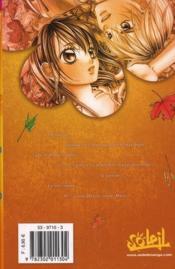 My first love t.9 - 4ème de couverture - Format classique