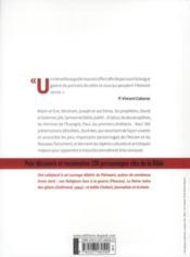 100 clés pour comprendre la Bible - 4ème de couverture - Format classique