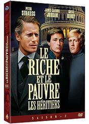 Le Riche Et Le Pauvre - Les Héritiers - Saison 2 - Couverture - Format classique