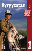 **Kyrgyzstan - Couverture - Format classique