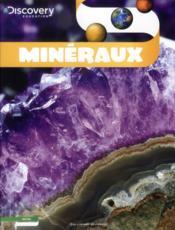 Roches et minéraux - Couverture - Format classique