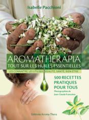 Aromatherapia - Couverture - Format classique