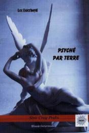 Psyché par terre - Couverture - Format classique