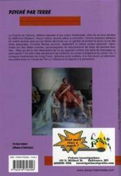 Psyché par terre - 4ème de couverture - Format classique