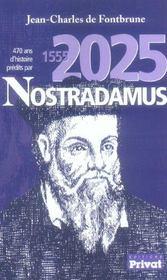 470 ans d'histoire prédits par Nostradamus (1555-2025) - Intérieur - Format classique
