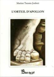 L'orteil d'Appollon - Couverture - Format classique
