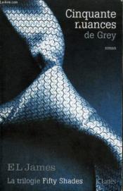 Cinquante nuances de Grey - Couverture - Format classique
