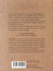 Traité de magie taoïste ; rituels et pratiques pour vivre pleinement - 4ème de couverture - Format classique