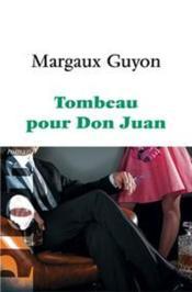 Tombeau pour Don Juan - Couverture - Format classique
