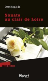 Sonate au clair de Loire - Couverture - Format classique