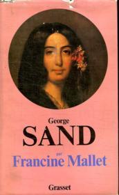 Georges Sand. - Couverture - Format classique