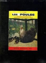 Les Poules Tome 1: Elevage Et Production. - Couverture - Format classique