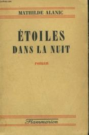 Etoiles Dans La Nuit. - Couverture - Format classique