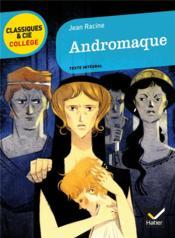 Andromaque - Couverture - Format classique