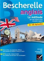 BESCHERELLE ; anglais ; la méthode ; en 48 épisodes - Couverture - Format classique