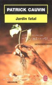 Jardin Fatal - Couverture - Format classique