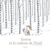 Anton et le cadeau de Noël - Couverture - Format classique