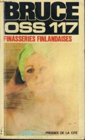 Finasseries Finlandaises - Couverture - Format classique
