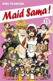 Maid sama ! t.18 - Couverture - Format classique
