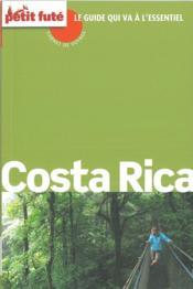 GUIDE PETIT FUTE ; CARNETS DE VOYAGE ; Costa Rica (édition 2015) - Couverture - Format classique