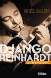 Django Reinhardt - Couverture - Format classique