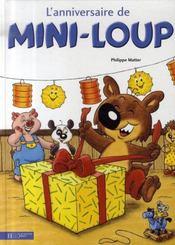 L'anniversaire de Mini-Loup - Intérieur - Format classique