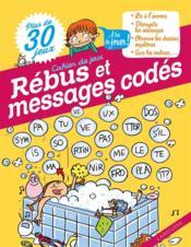 Rébus et messages codés - Couverture - Format classique