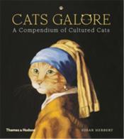 Cats galore - Couverture - Format classique
