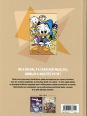 Donald junior t.2 - 4ème de couverture - Format classique
