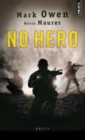 No hero - Couverture - Format classique