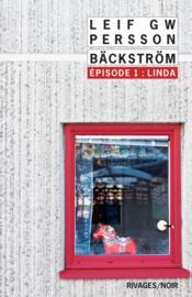 Bäckström t.1 ; Linda - Couverture - Format classique