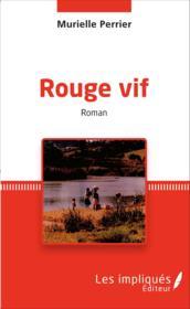 Rouge vif - Couverture - Format classique