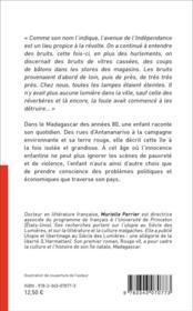 Rouge vif - 4ème de couverture - Format classique