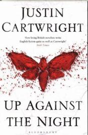 Up Against The Night - Couverture - Format classique