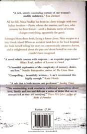 The Enlightenment Of Nina Findlay - 4ème de couverture - Format classique